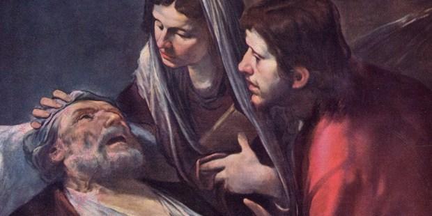 ŚWIĘTY JÓZEF, PATRON DOBREJ ŚMIERCI