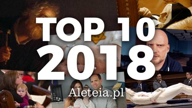 TOP 10 TEKSTÓW ROKU 2018