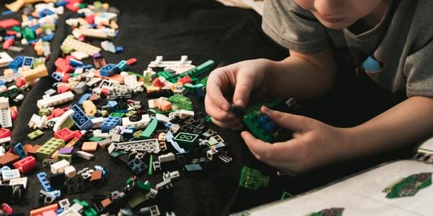 KRAKÓW SZUKA KLOCKÓW LEGO