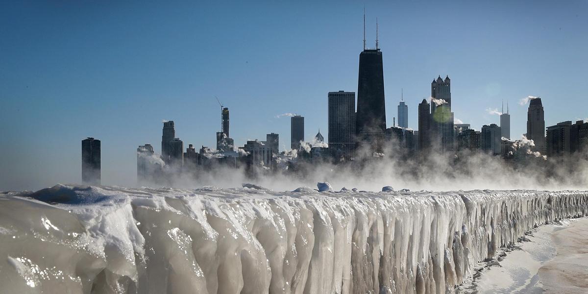 ZAMARZNIĘTE CHICAGO