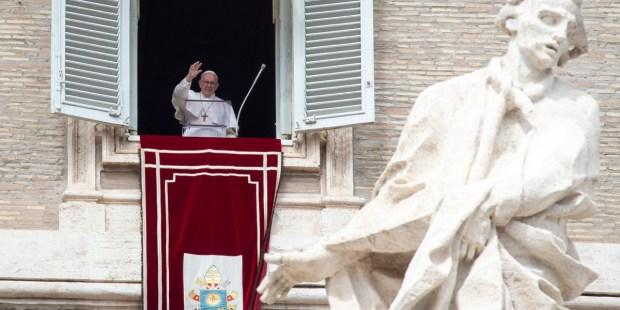 POPE FRANCIS ANGELUS