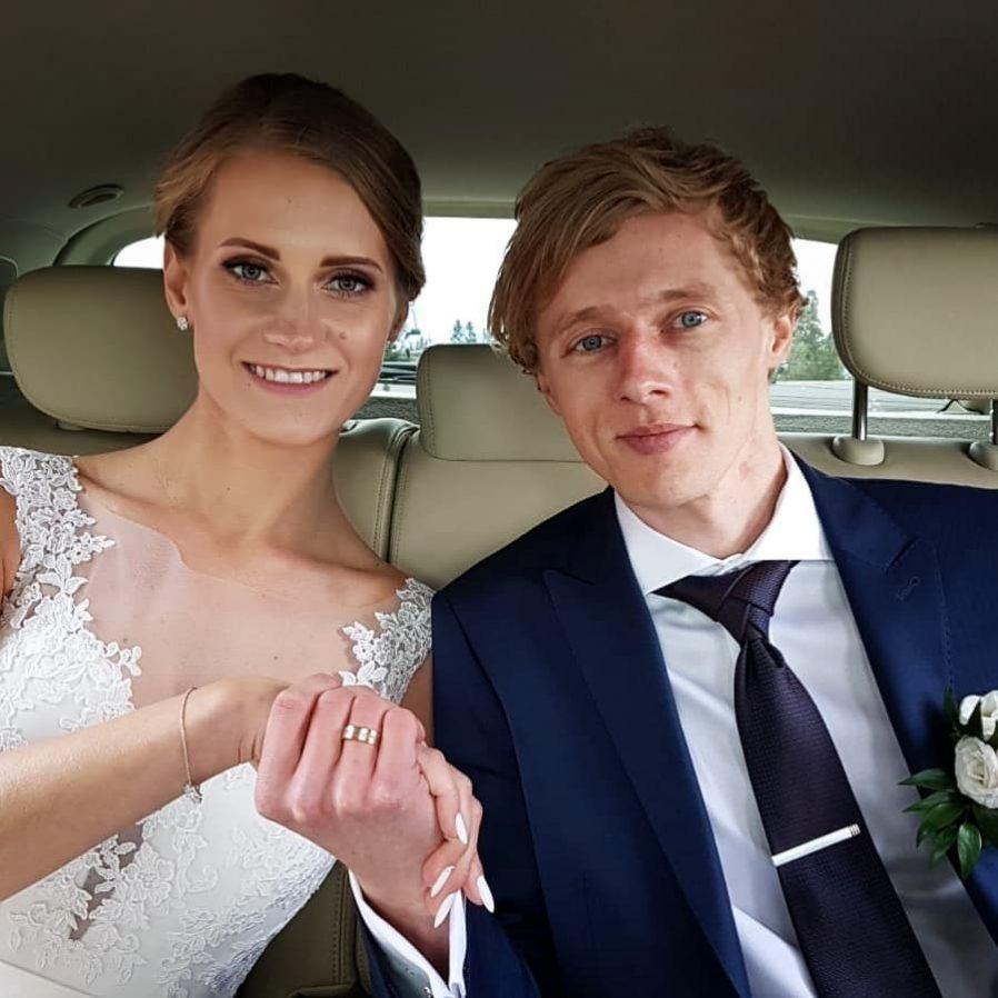 Marta Majcher i Dawid Kubacki