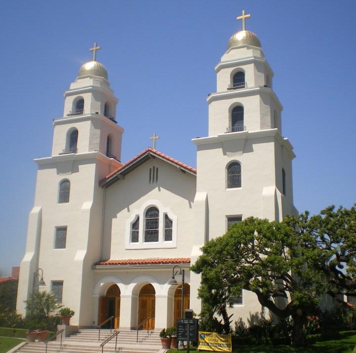 GOOD SHEPHERD CATHOLIC CHURCH; BEVERLY HILLS