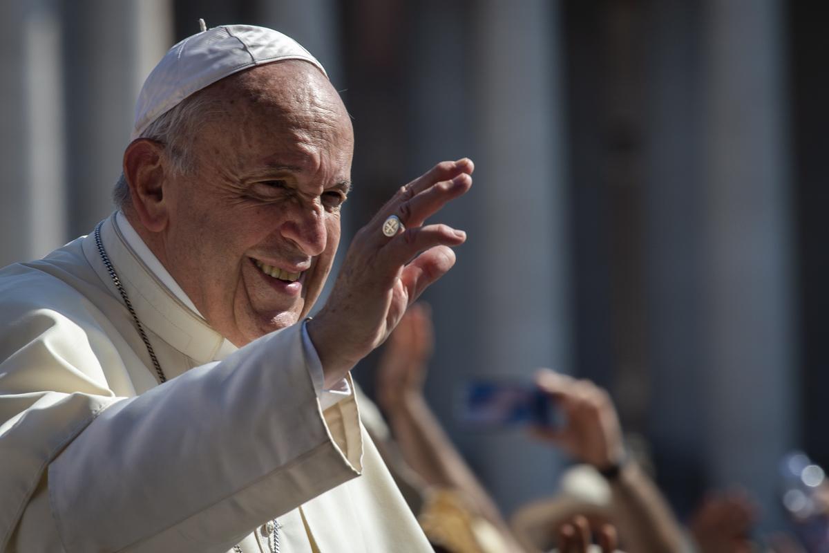 POPE AUDIENCE JUNE 26