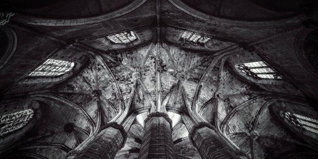 Sklepienie katedry