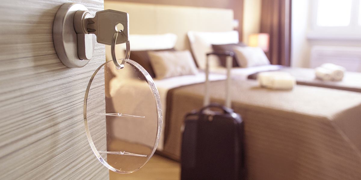 ZAGUBIONY BAGAŻ W HOTELU
