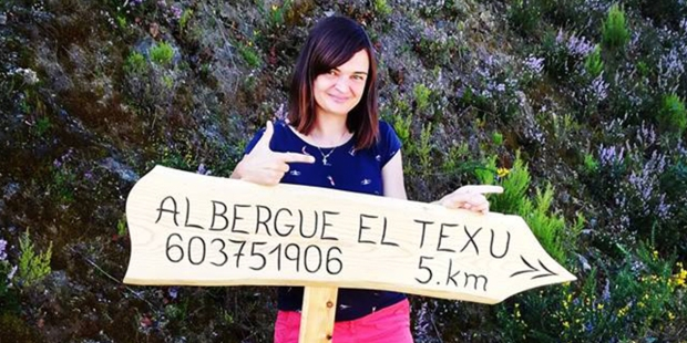 ALBERGUE EL TEXU, CAMINO