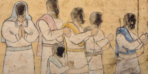 CHRZEŚCIJANIE W IRAKU