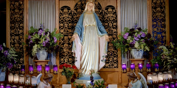 OUR LADY OF GOOD HELP