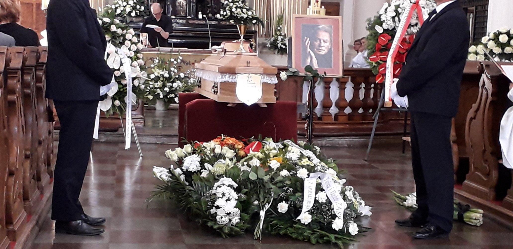 Ks. Orzechowski Pogrzeb