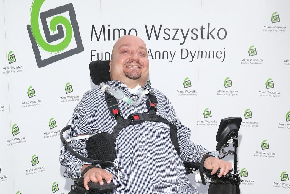 Janusz Świtaj podczas 12. Festiwalu Zaczarowanej Piosenki