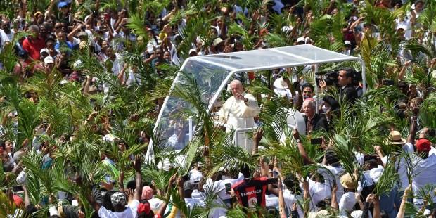 Pope Mauritius