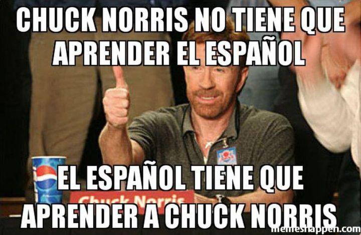 CHUCK NORRIS