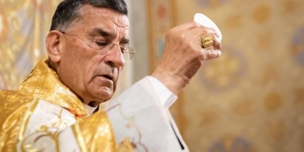 Cardinal Bechara Boutros El Raï