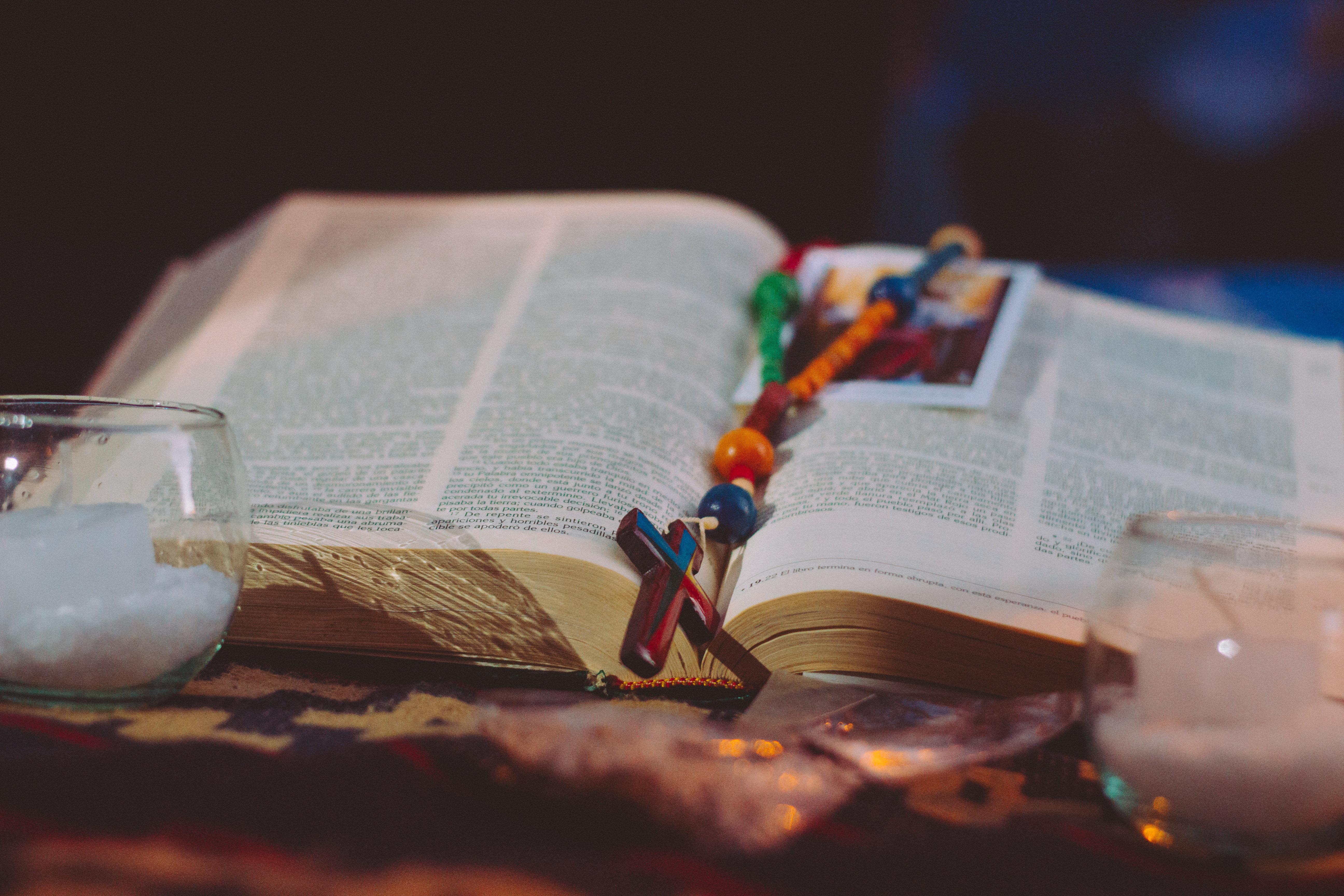 Bible ouverte