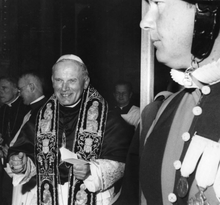 KONKLAWE 1978, JAN PAWEŁ II
