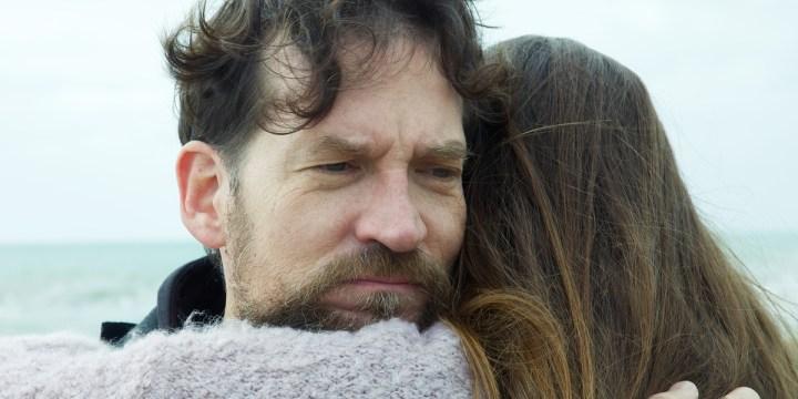 MAN, HUG, WOMAN