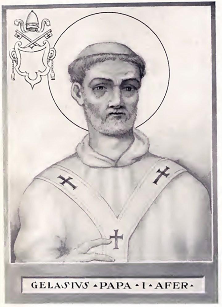POPE GELASIUS I
