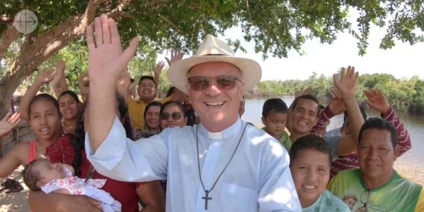 KSIĄDZ W AMAZONII