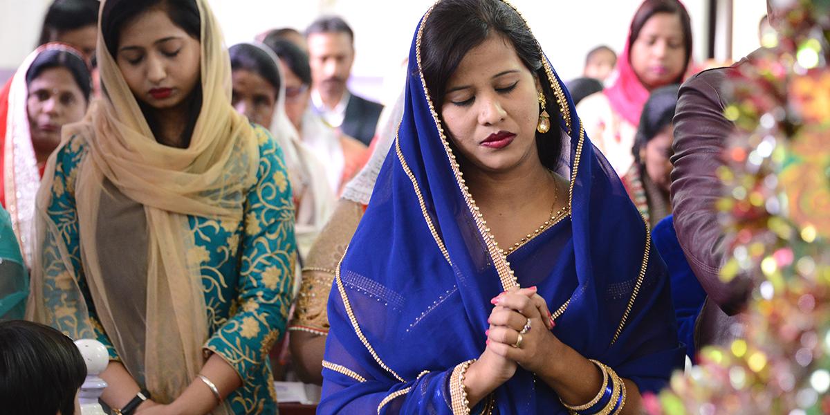 KOBIETY W INDIACH