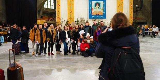 Młodzież we Wrocławiu przyjechała na Taize