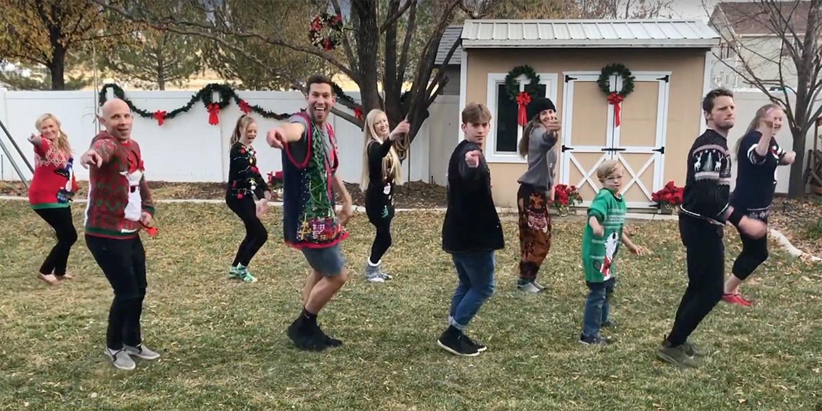 ORGILL FAMILY CHRISTMAS DANCE