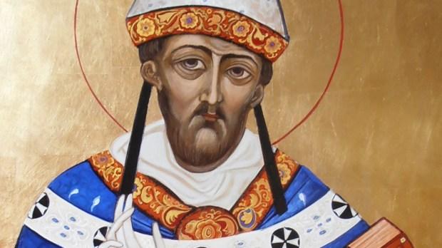 ŚWIĘTY GRZEGORZ II