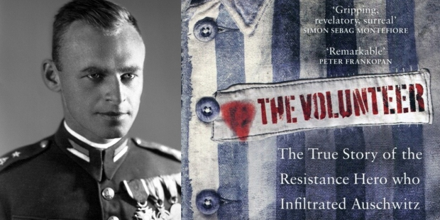 WITOLD PILECKI, VOLUNTEER