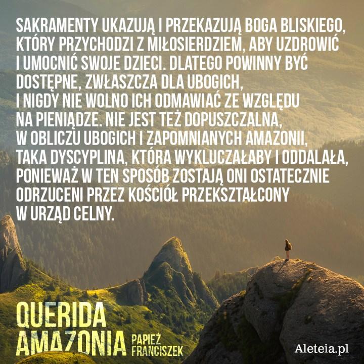 CYTATY Z QUERIDA AMAZONIA