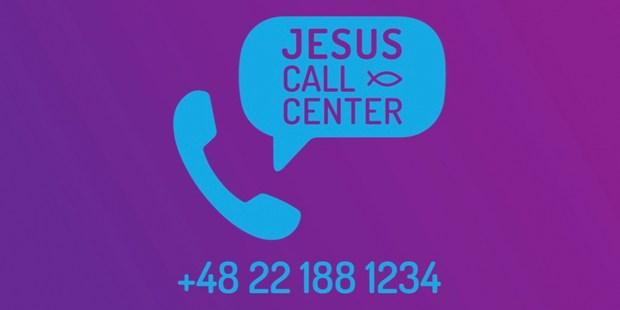 JESUS CALL CENTER