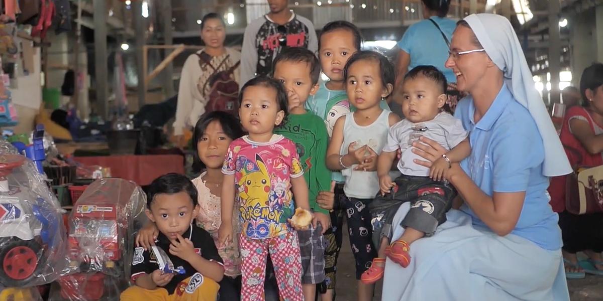 MISJONARZE W INDONEZJI