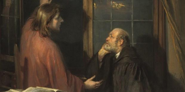 JEZUS I NIKODEM