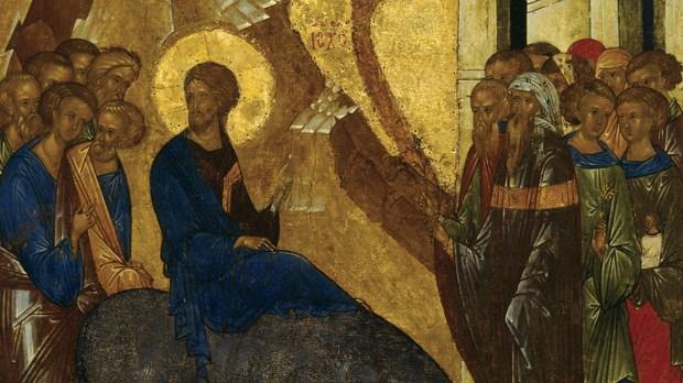 WJAZD JEZUSA DO JEROZOLIMY