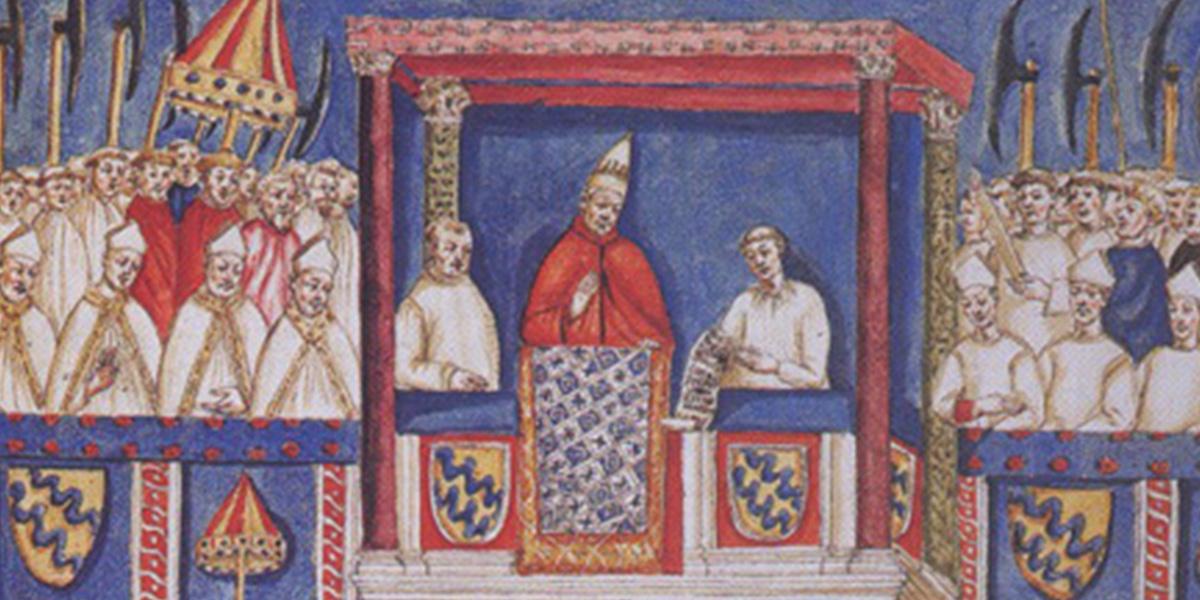 PAPIEŻ BONIFACY VIII