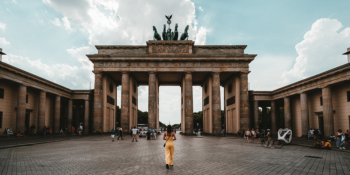 PLAC 1 WRZEŚNIA, BERLIN