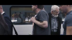 """Kadr z filmu A. Potoczek """"xABo: Ksiądz Boniecki"""""""