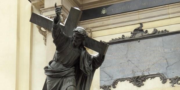 CHRYSTUS, BAZYLIKA KRZYŻA ŚWIĘTEGO