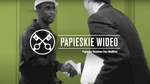 Papieskie wideo na wrzesień