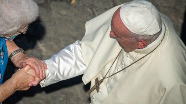 Franciszek: Z tego zostanę osądzony, jak patrzyłem na Jezusa obecnego w potrzebujących