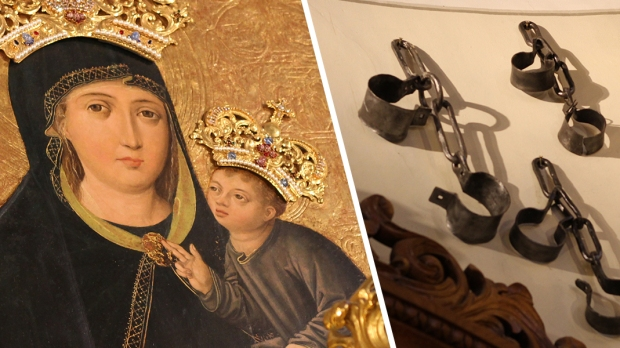 MARYJA OD WYKUPU NIEWOLNIKÓW