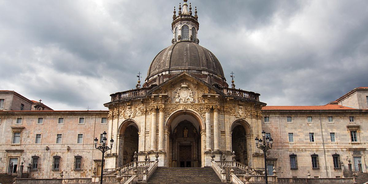 Sanctuary of St. Ignatius Of Loyola
