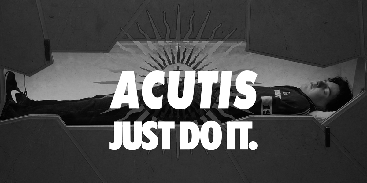 CARLO ACUTIS, JUST DO IT