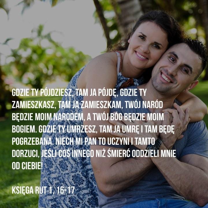 CYTATY BIBLIJNE O MAŁŻEŃSTWIE