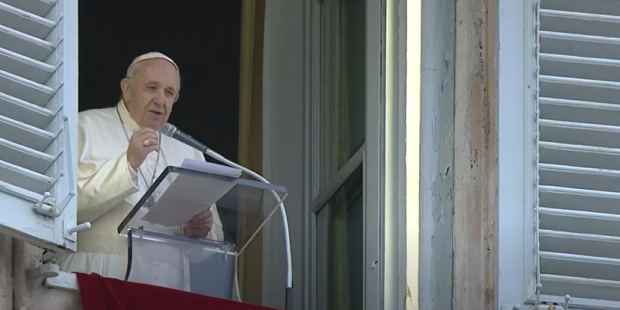 Pope Francis angelus 6.12.2020