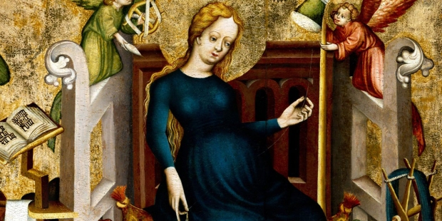 MARYJA W CIĄŻY