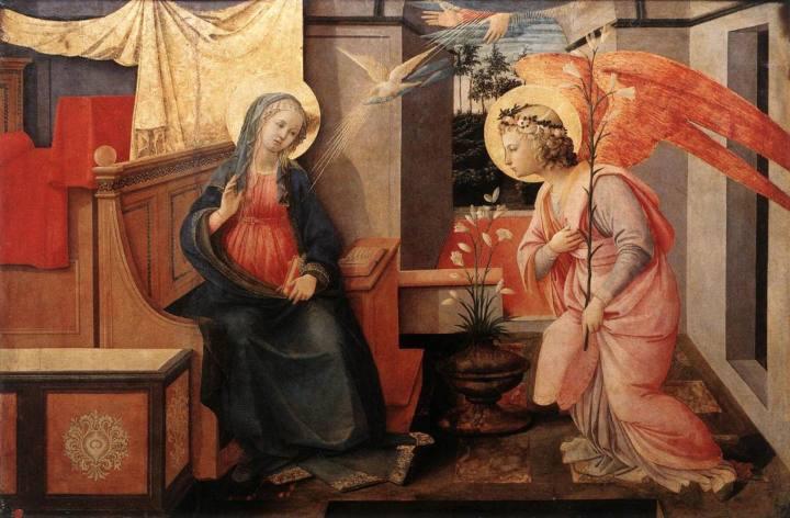 MARYJA W CIAŻY