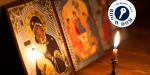 Kącik modlitewny z ikoną