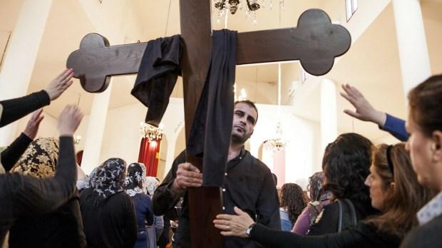 CHRZEŚCIJANIE W LIBANIE