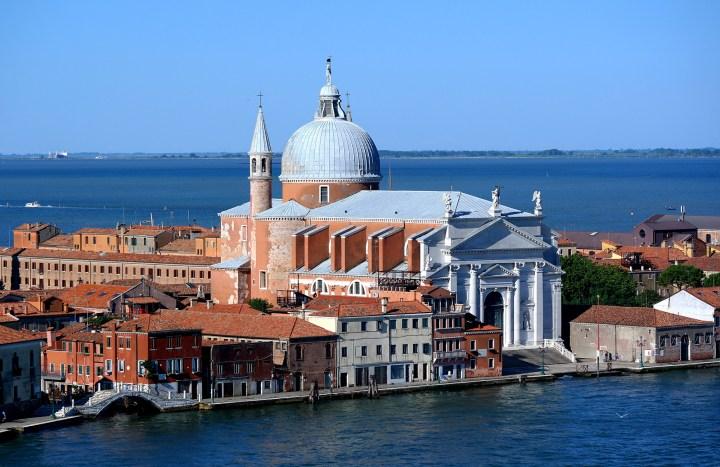 [GALERIA] Wotywne kościoły Wenecji