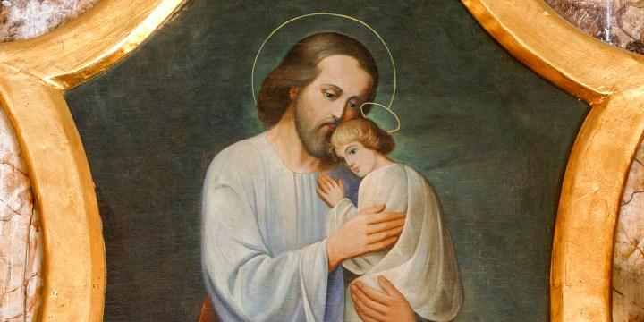 [GALERIA] Jesteś tatą? 12 cech św. Józefa, które możesz naśladować